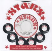 Errol Dunkley - Stop You Gun Shooting / version (Stars) UK 7""